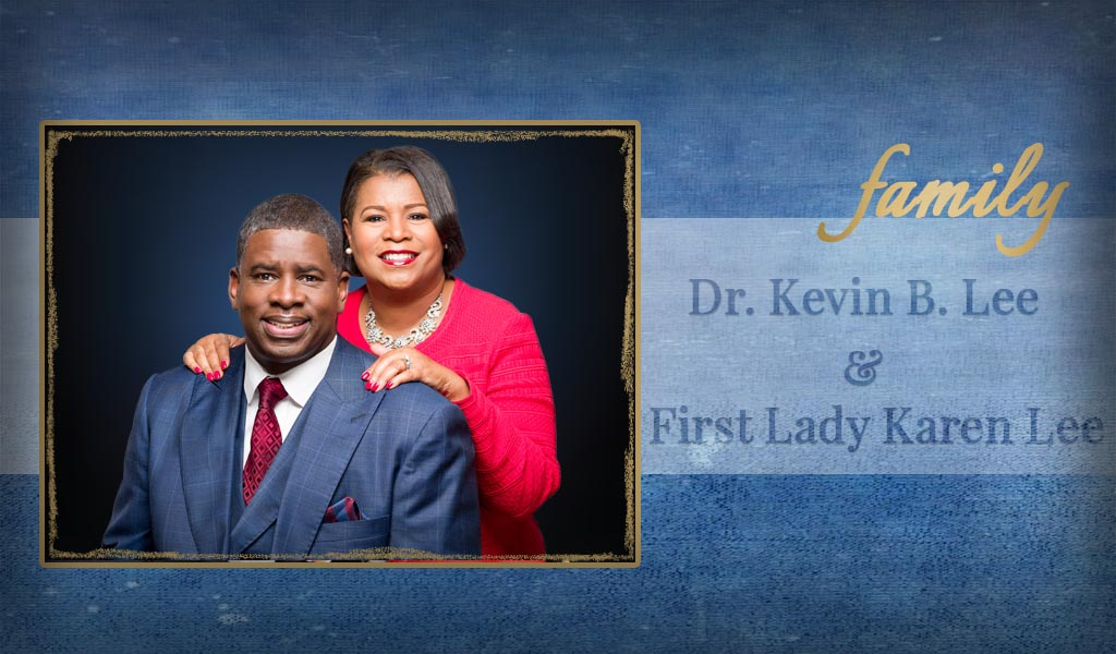 Dr. Kevin B. Lee - Family
