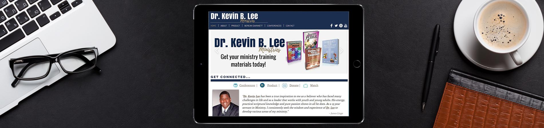 Dr. Kevin B. Lee - KBL Website