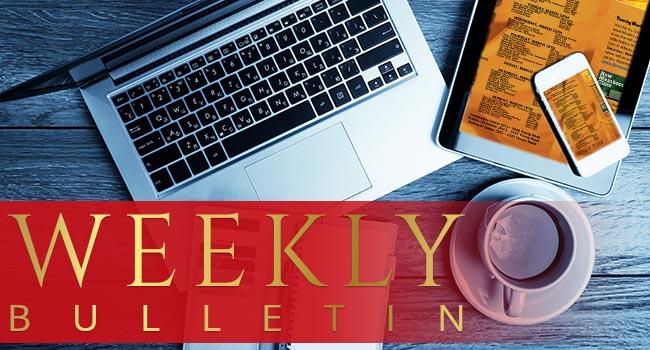 Gwinnett Berean Weekly Bulletin
