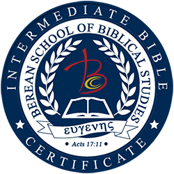 berean-intermediate-certification-seal