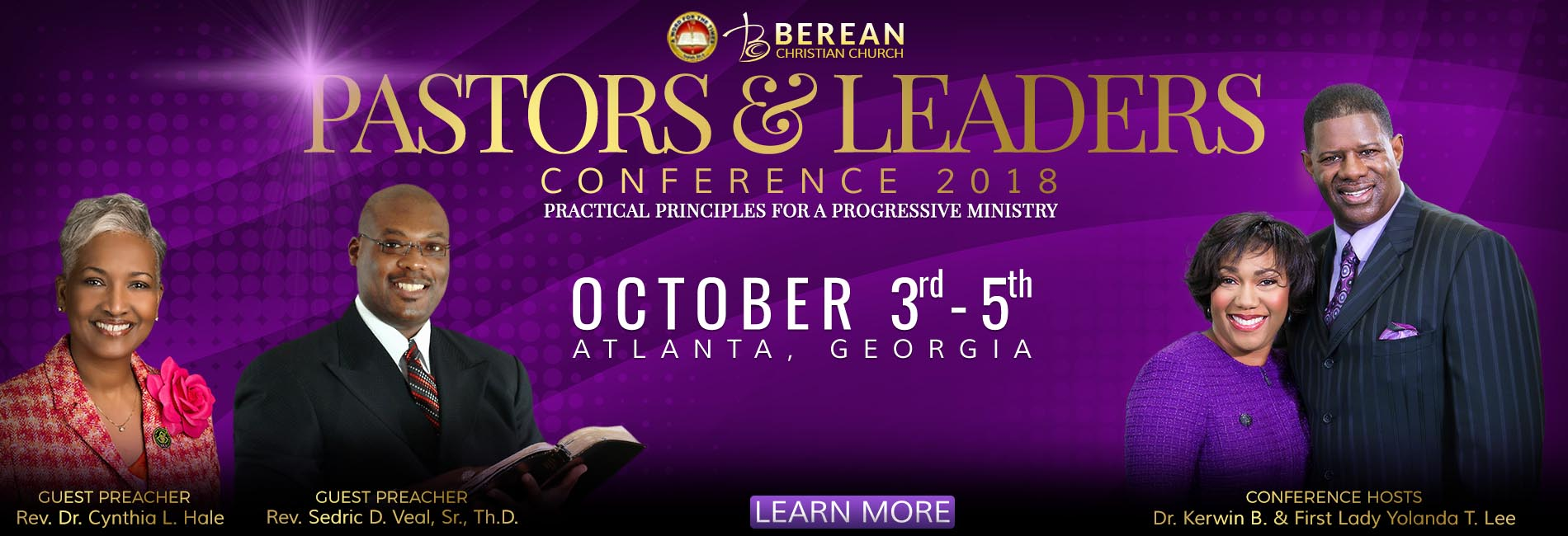 Pastors and Leaders Conference 2018