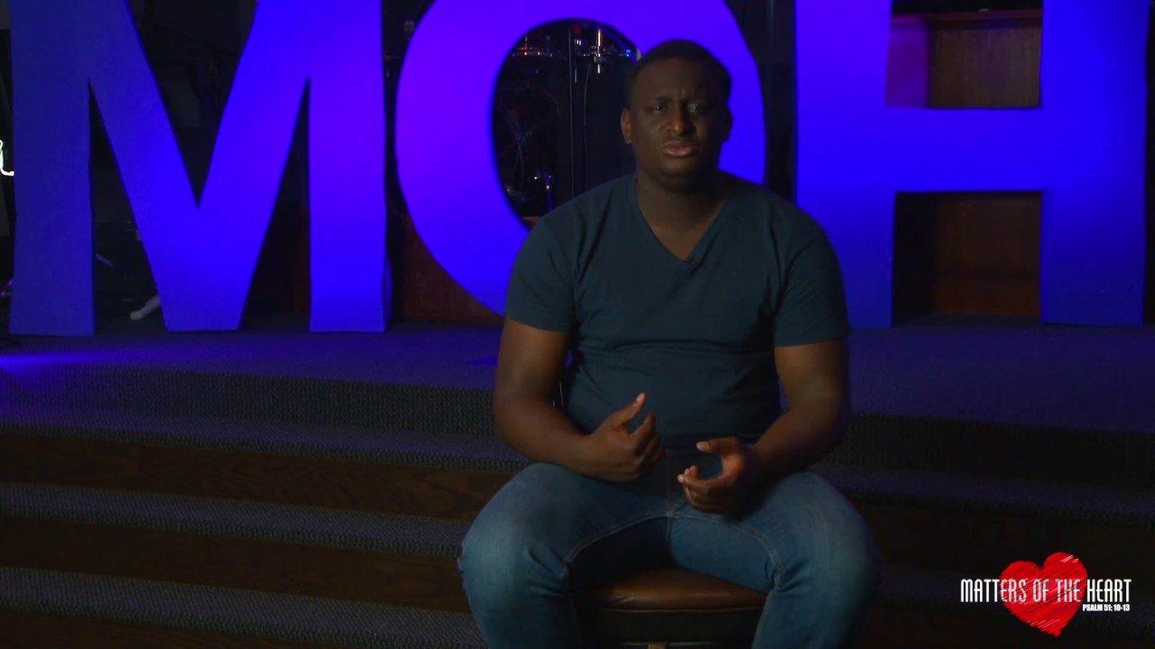 Code Blue: Isaiah Whye's Testimony