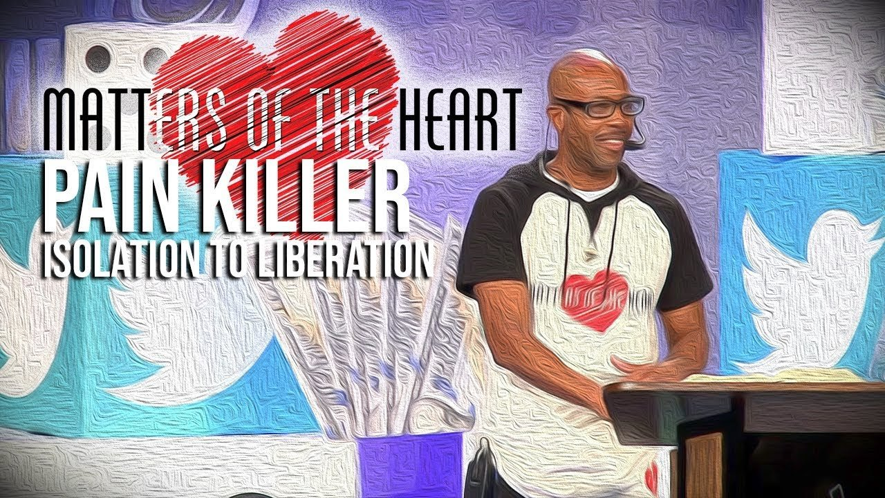"Min Curtis Spratt – ""From Isolation to Liberation"""
