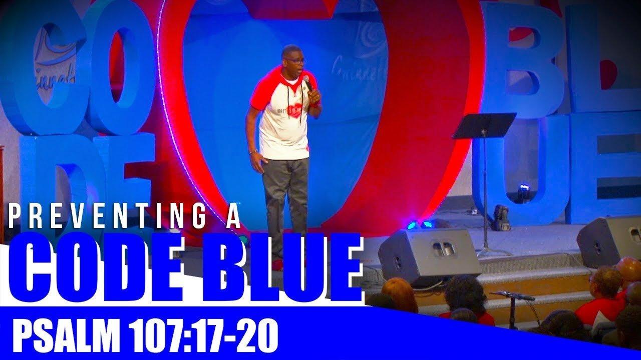 04 29 2018 – Code Blue: Preventing A Code Blue